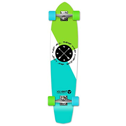 The Wander Series: Golem Complete Longboard skateboards - mini and micro cruisers